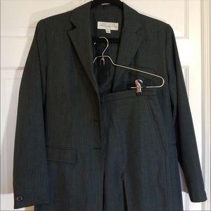 Dark grey 2 piece suit